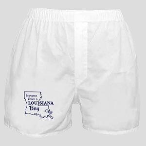 Louisiana Boy Boxer Shorts