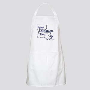 Louisiana Boy BBQ Apron