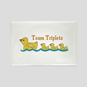 TEAM TRIPLETS Magnets