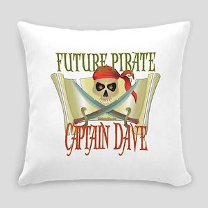 PirateDave Everyday Pillow