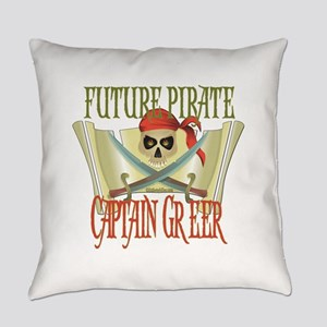 PirateGreer Everyday Pillow