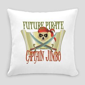 PirateJIMBO Everyday Pillow