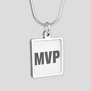 MVP-Akz gray Necklaces