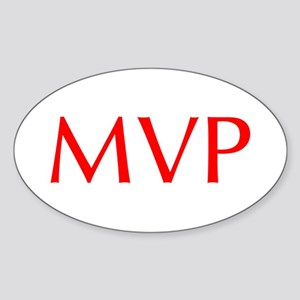 MVP-Opt red Sticker