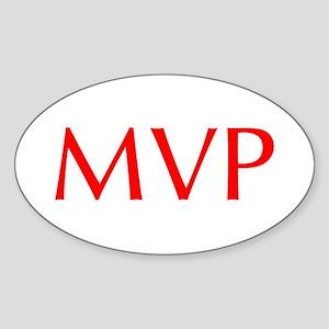MVP-Opt red Sticker