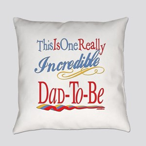 Incredible DadTObe Everyday Pillow