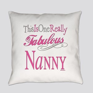 Fabulous NANNY Everyday Pillow