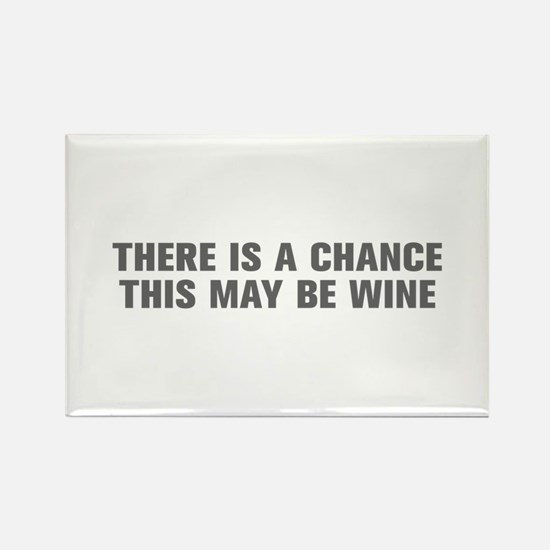 There is a chance this may be wine-Akz gray Magnet
