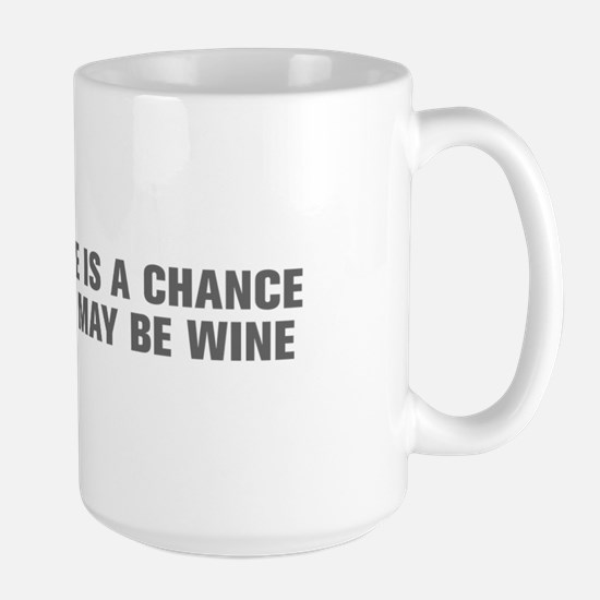 There is a chance this may be wine-Akz gray Mugs