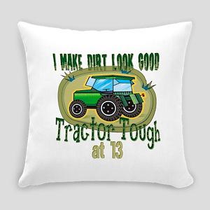 Tractor Tough 13 Everyday Pillow
