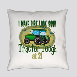 Tractor Tough 21 Everyday Pillow