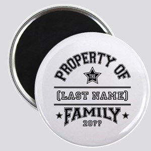 Family Property Magnet