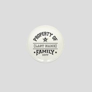 Family Property Mini Button