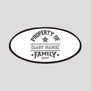 Family Property Patch
