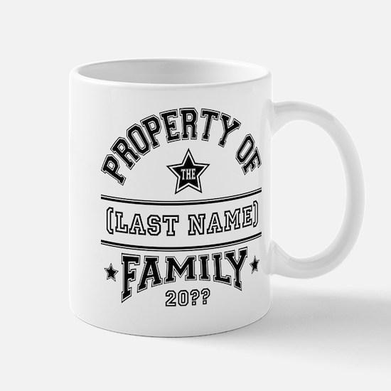 Family Property Mug