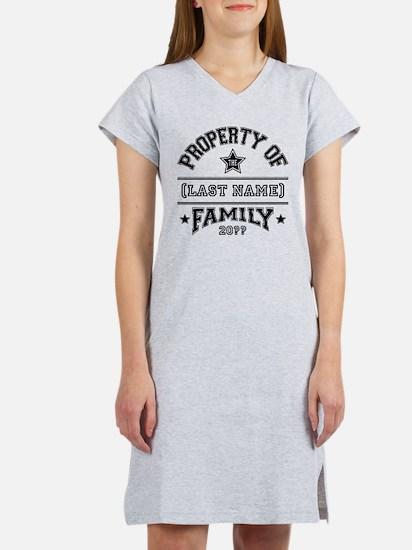 Family Property Women's Nightshirt