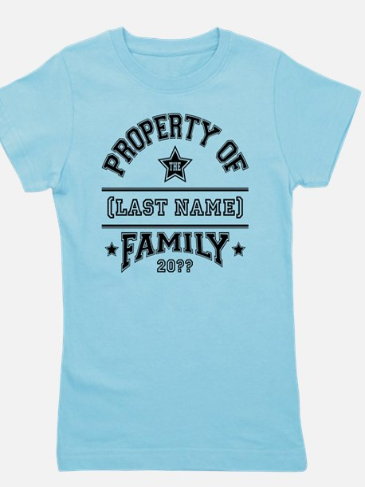 Family Property Girl's Tee