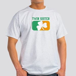 TWIN SISTER (Irish) Light T-Shirt