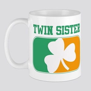 TWIN SISTER (Irish) Mug