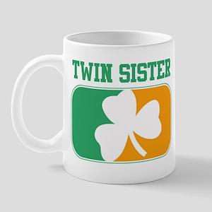TWIN SISTER (Irish) Mug