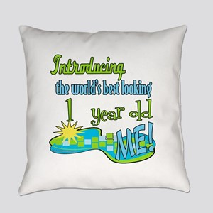 Introducing 1st Birthday Everyday Pillow