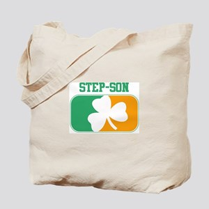 STEP-SON (Irish) Tote Bag
