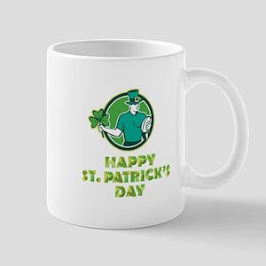 Irish Rugby St. Patrick's Day Mugs