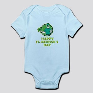 Irish Rugby St. Patrick's Day Body Suit
