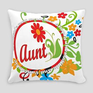 Fantastic Aunt copy Everyday Pillow