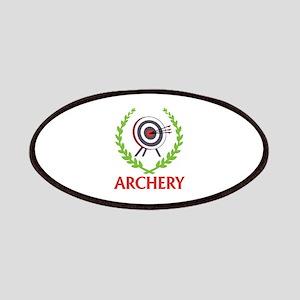 ARCHERY CREST Patches