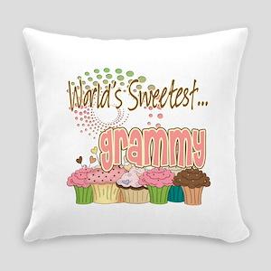 Sweetest grammy copy Everyday Pillow