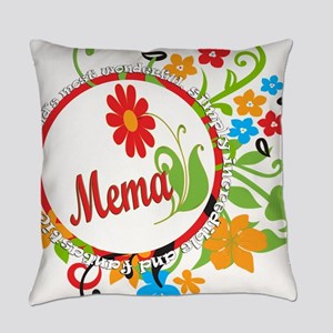 Fantastic Mema Everyday Pillow