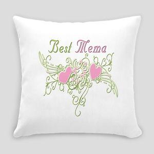 Best MeMa Swirling Hearts copy Everyday Pillow