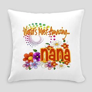 Amazing nana copy Everyday Pillow