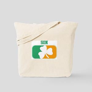 SON (Irish) Tote Bag