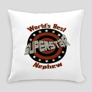 SUPERSTARWorldsNephew copy Everyday Pillow