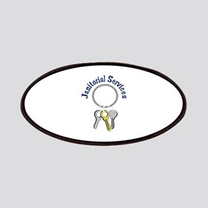 JANITORIAL SERVICES Patches