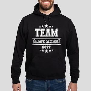 Team Family Hoodie (dark)