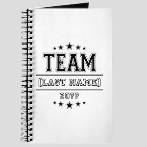 Team Family Journal