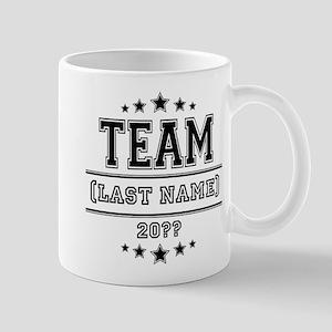 Team Family Mug