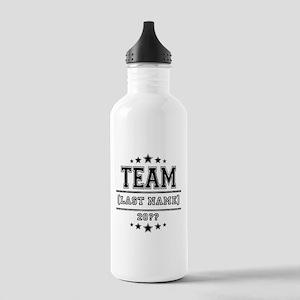 Team Family Stainless Water Bottle 1.0L