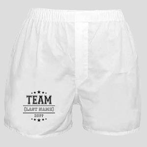 Team Family Boxer Shorts