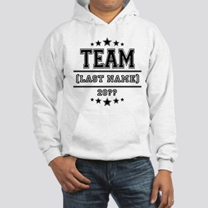 Team Family Hooded Sweatshirt