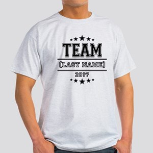 Team Family Light T-Shirt