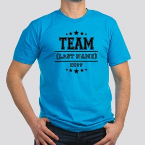 Team Family Men's Fitted T-Shirt (dark)