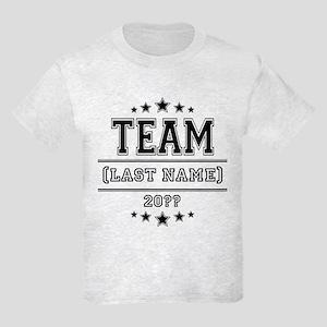 Team Family Kids Light T-Shirt