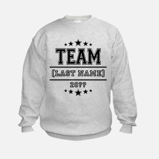 Team Family Jumpers