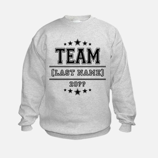 Team Family Sweatshirt
