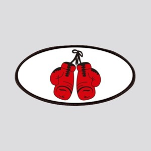 SMALL BOXING GLOVES Patch
