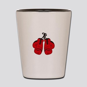 SMALL BOXING GLOVES Shot Glass